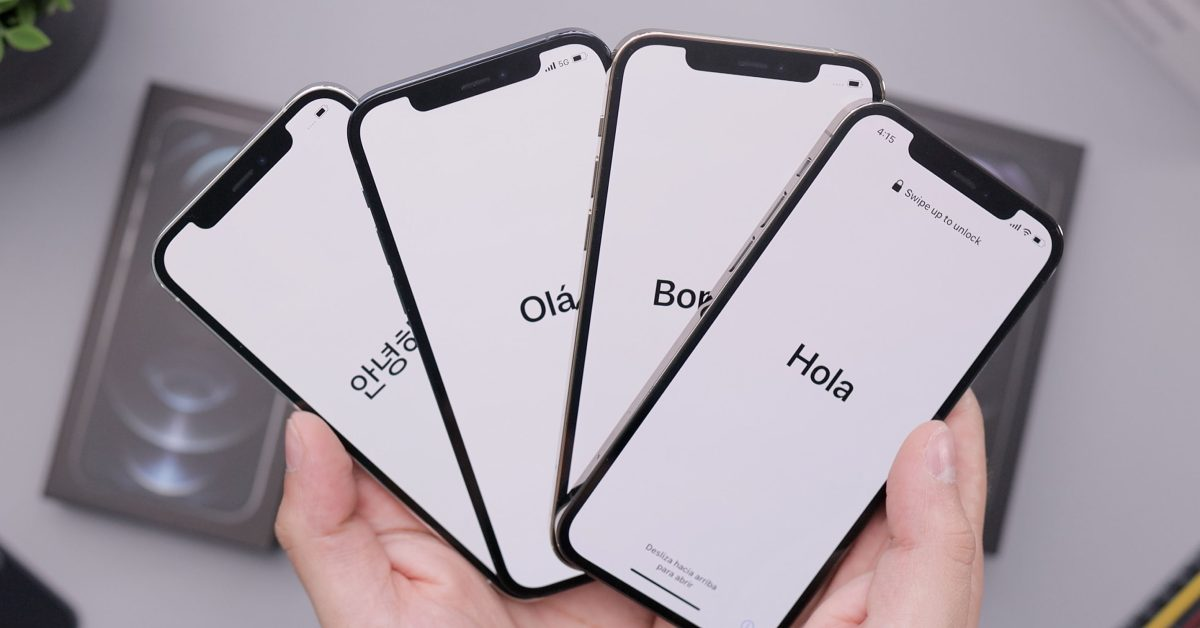 IPhone 13 Reported to Feature Smaller Notch and Slightly Thicker Design