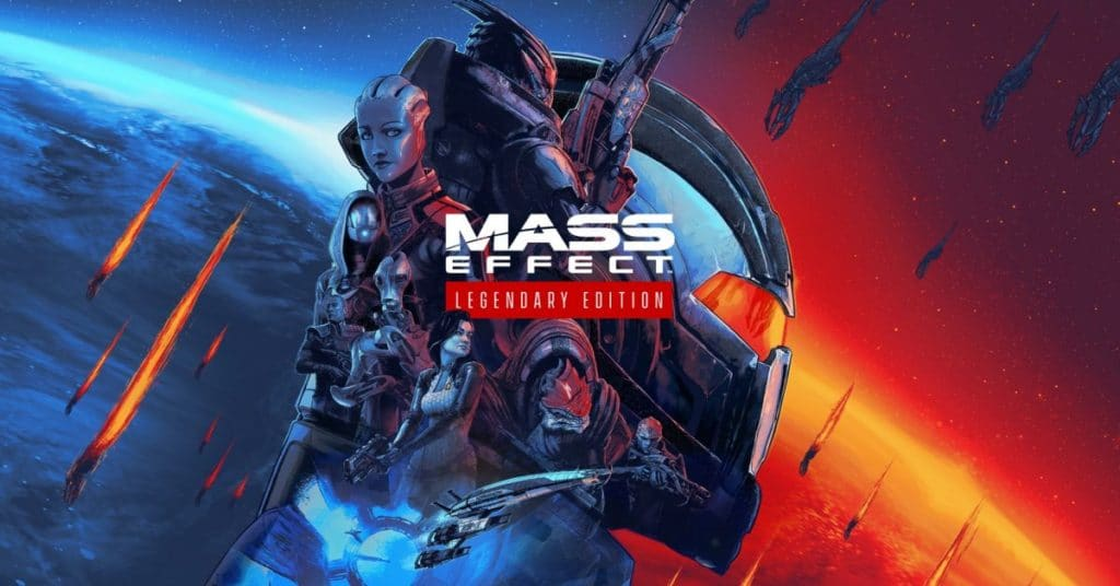 Photo 5: Mass Effect Legendary Edition compared to the original trilogy