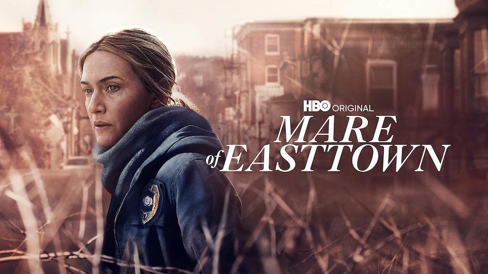 Mare of Easttown poster.