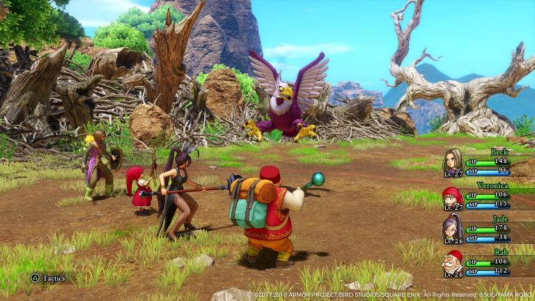 Dragon Quest XI, his latest small masterpiece