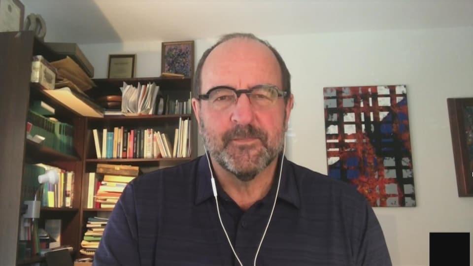 Dr. Alan Poirier via video.