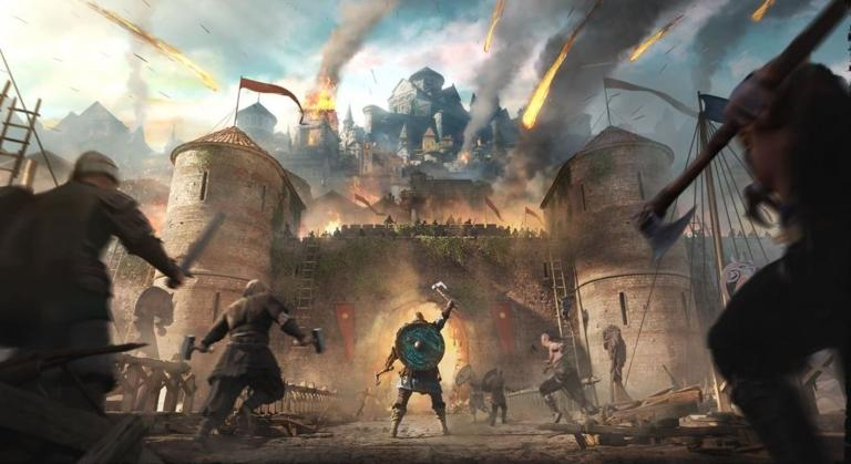 Assassin's Creed Valhalla Siege of Paris DLC will be released this summer