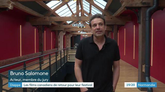 Canadian Dieppe Film Festival
