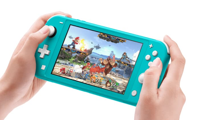 You should buy Nintendo Switch Lite