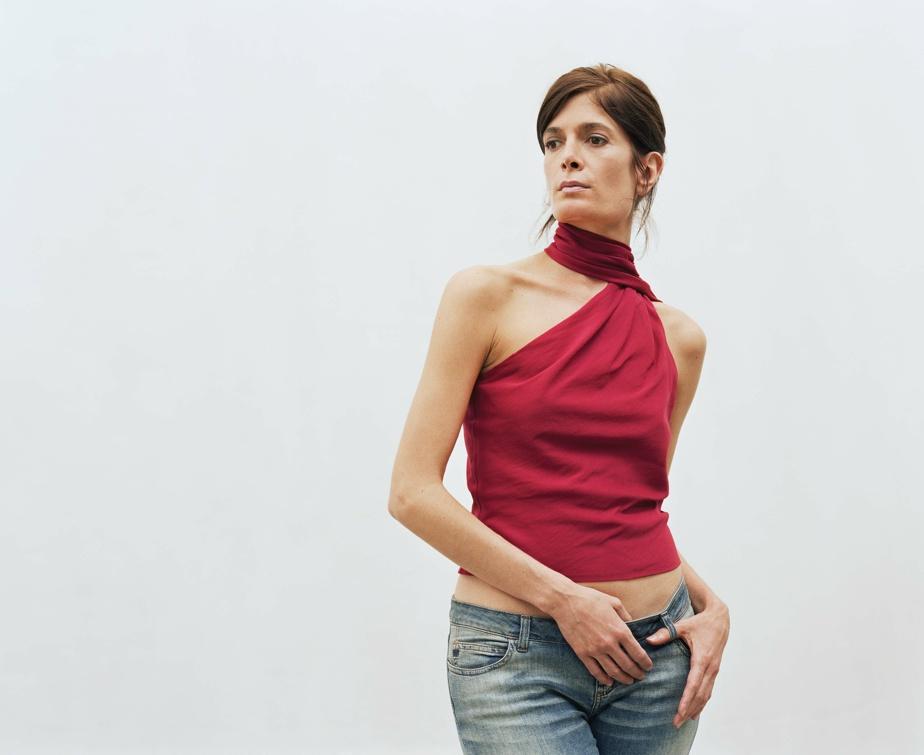Actress Anne-Marie Kadio