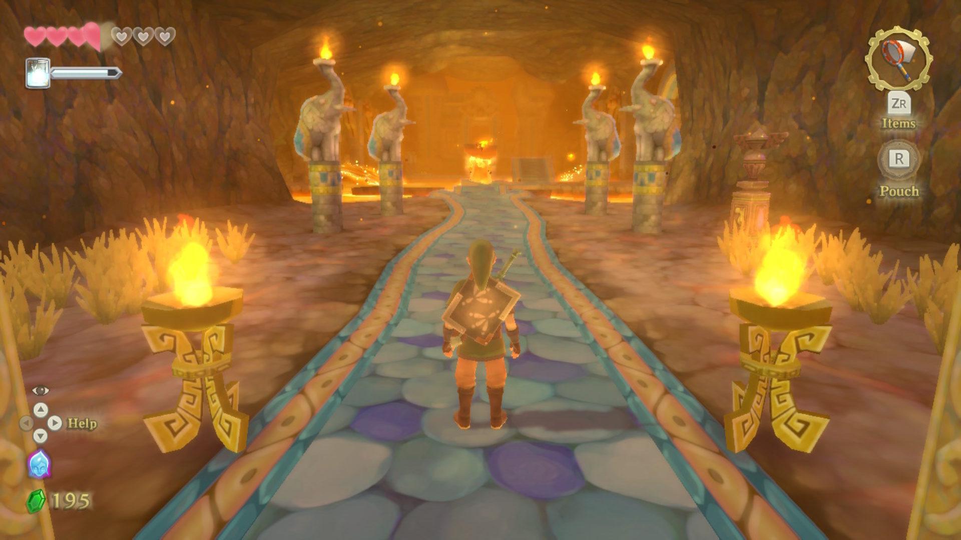 The Legend of Zelda's Sword Review Skyward Criticism