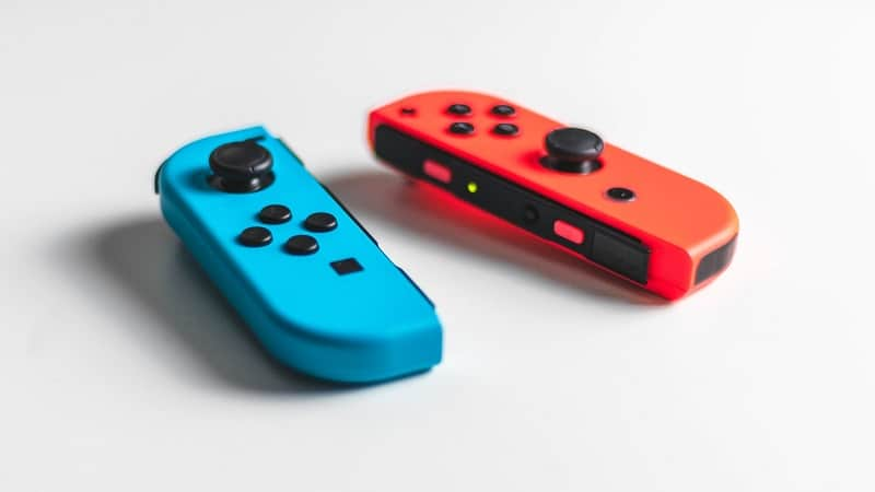 Les Joy-Con by Nintendo Switch