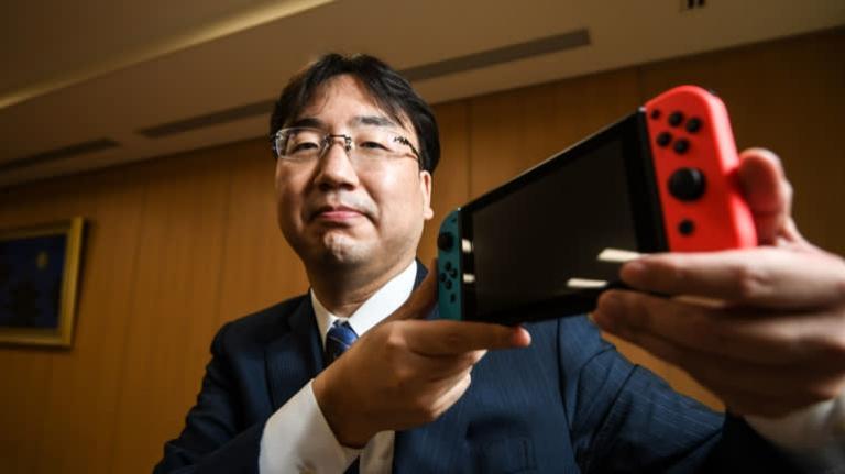 Nintendo President Shuntaro Furukawa declined to comment on the Nintendo Switch Pro rumors