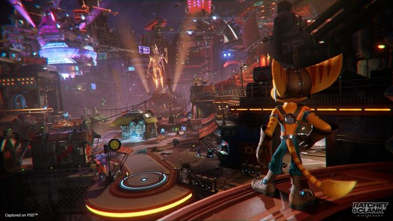 Ratchet & Clank: Rift Apart at 4K 40fps, it's now possible!
