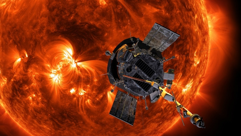 Parker la Sundee solar probe