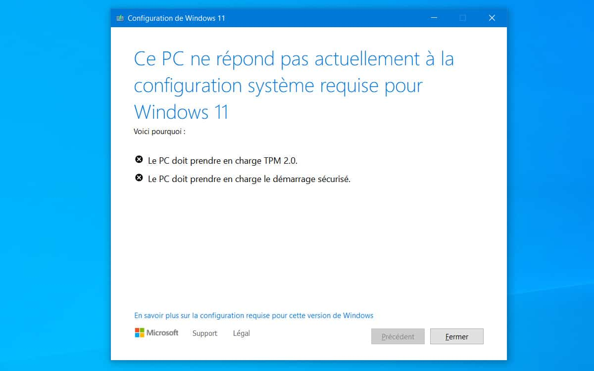 Install Windows 11 Not Possible TPM Problem
