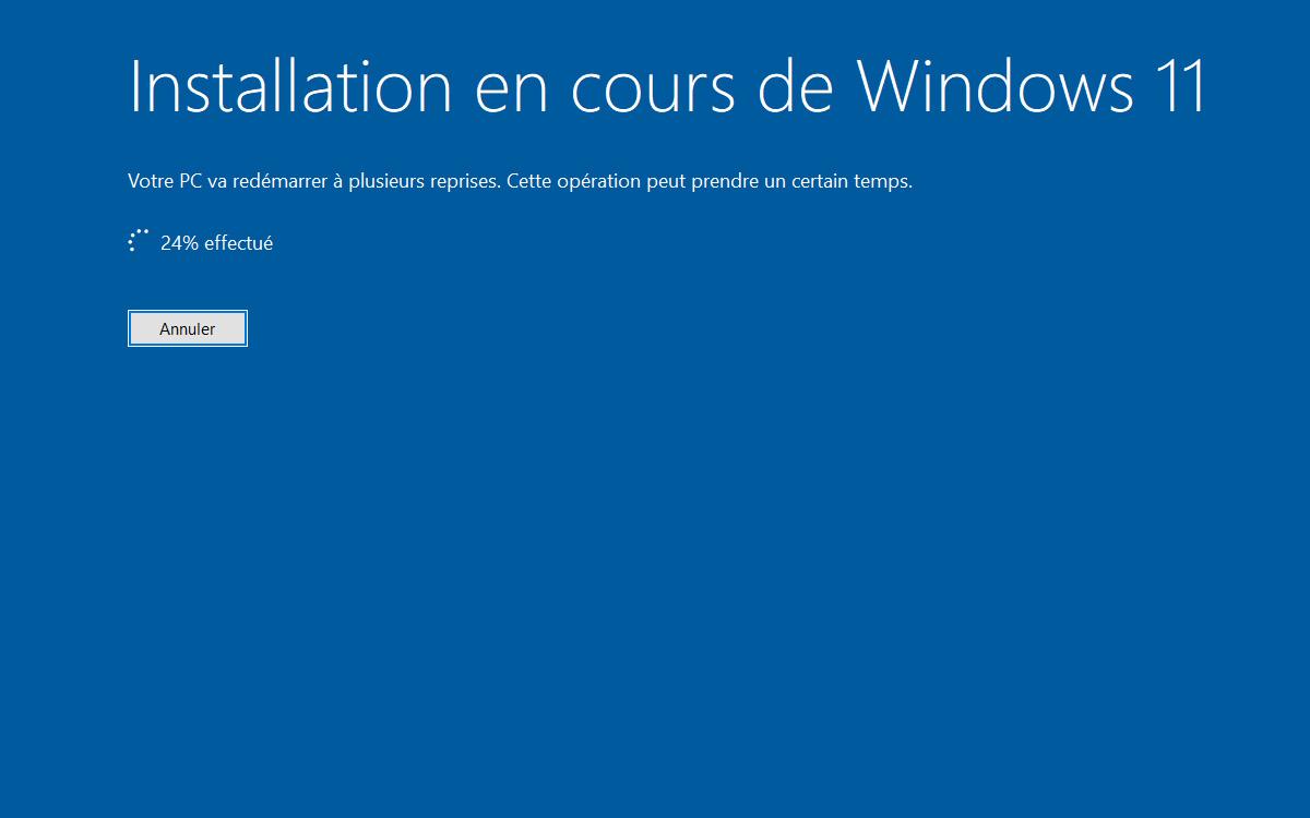 Update Windows 10 to Windows 11