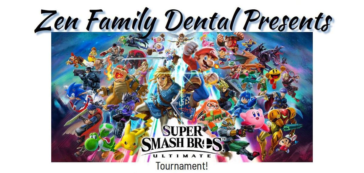 Dentist Hosts Smash Bros. Championship