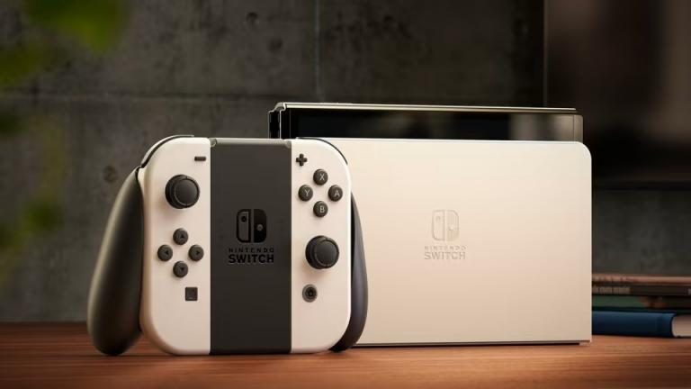 Nintendo Switch OLED, the latest from the Japanese manufacturer